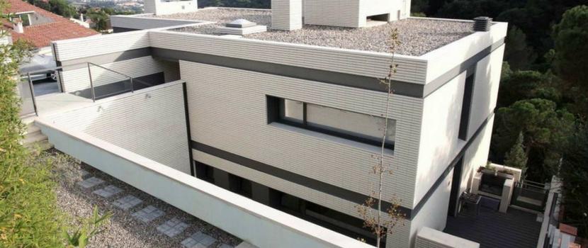 Утепление фасадов, мокрый фасад