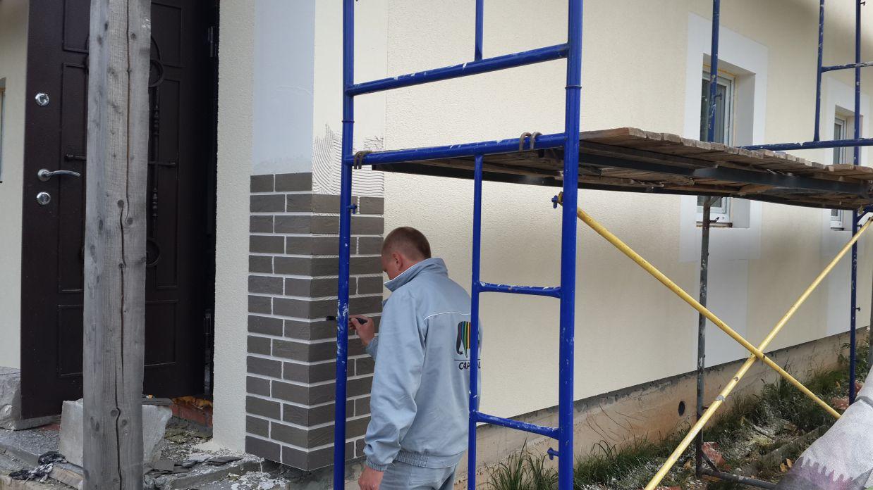 Облицовка и декорирование фасада