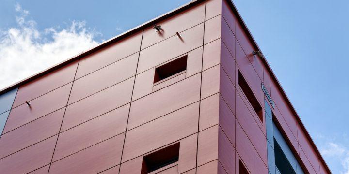Как устроен вентфасад | Технологии вентилируемых фасадов
