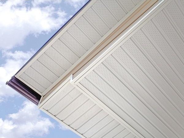 винил для подшивки крыши