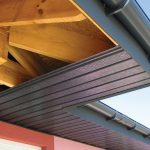 Материалы для подшивки крыши: что выбрать?