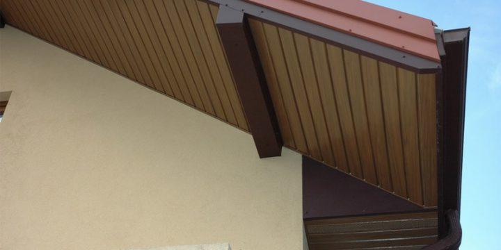 Подшивка крыши: разбираемся в операции →