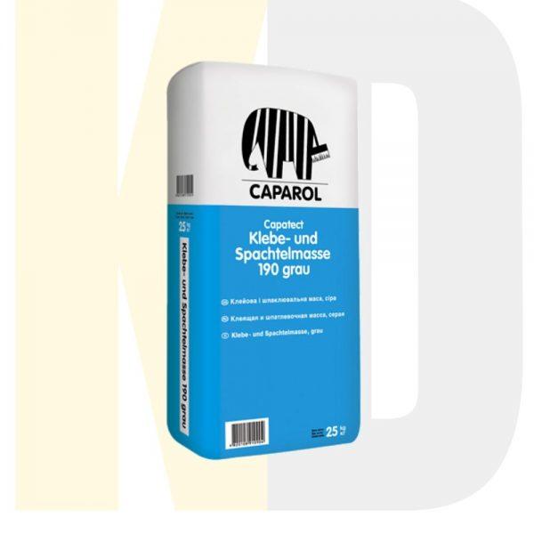 Клей для систем утепления Caparol Capatect 190, 25 кг, РБ | kdomu.by