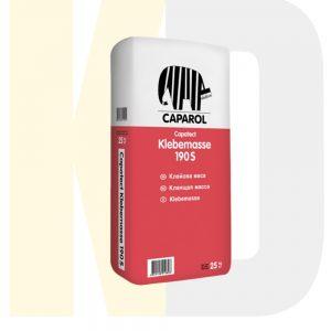Клей для систем утепления Caparol Capatect 190 S, 25 кг, РБ | kdomu.by