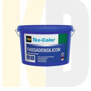 Силиконовая фасадная краска Tex-color Fassadensilicon